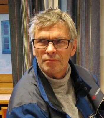Boye Ullman kjemper mot sosial dumping i byggebransjen. Foto: Susanne Skaug