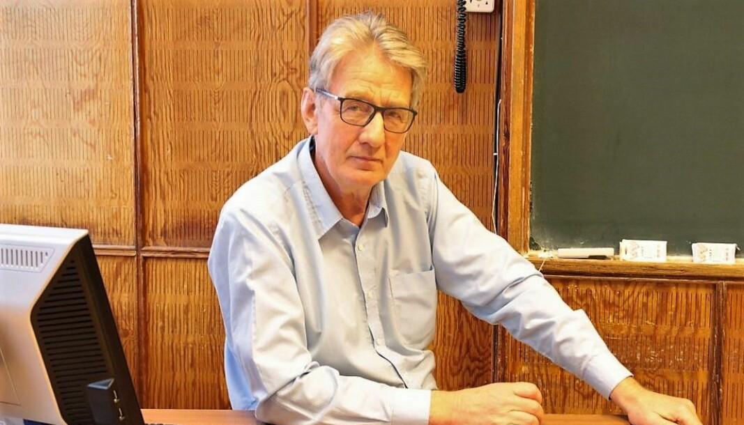 Lærer Clemens Saers fikk livsvarige skader fra en elev som tok strupetak på ham.