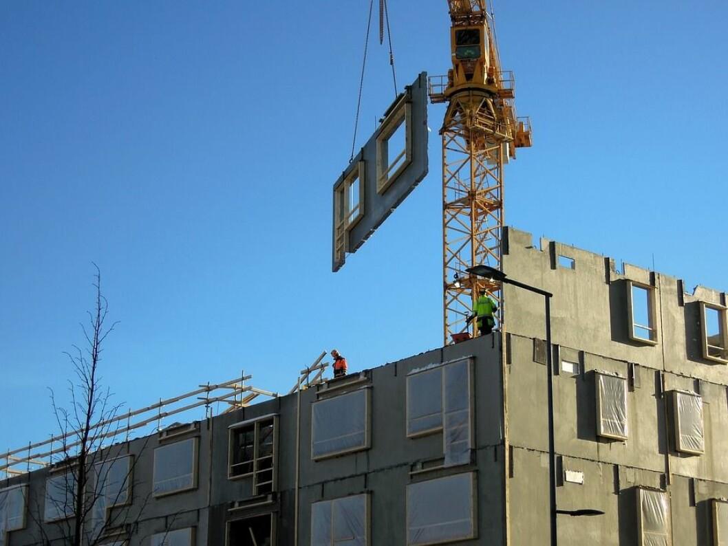 En rekke tomter i Oslo står ferdigregulerte og klare for utbygging. Hvorfor trår ikke utbyggerne til? Illustrasjonsfoto: Pixabay
