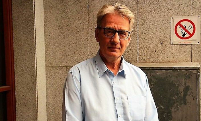Clemens Saers fikk nok av overbookete klasser og problemer blant elevene som han måtte ordne opp i. Foto: Susanne Skaug
