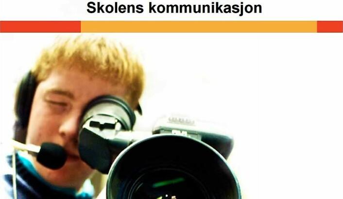 Illustrasjon: Fra veileder i skolekommunikasjon i Oslo