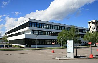 Oslo: byen med brune og hvite skoler