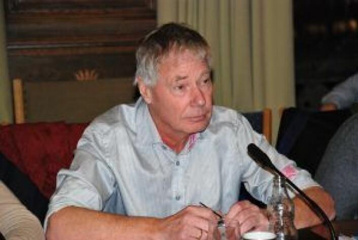 Ringreven Rune Gerhardsen (Ap). Foto: Arnsten Lindstad