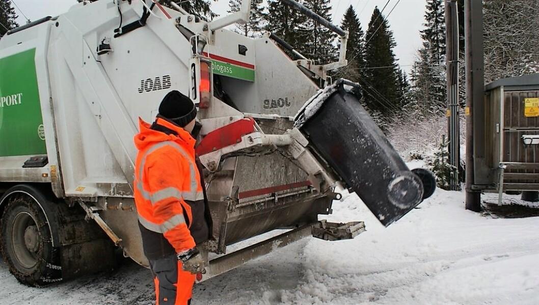 Søppelfirmaet Veirenos dager i Oslo er over. De ansatte i firmaet blir nå tatt over av Oslo kommune.