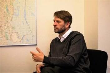 Eirik Lae Solberg, Høyres gruppeleder i bystyret, mener dagens byråd må dele skylden med det forrige byrådet for dagens søppelkaos.