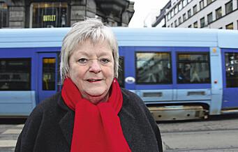 Mari Sanden, den sterke lederen av Fagforbundet i Oslo, går av