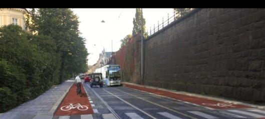 — Sykkelprosjektets plan vil føre til høyere hastighet, mer støy, støv og utrygge skoleveier