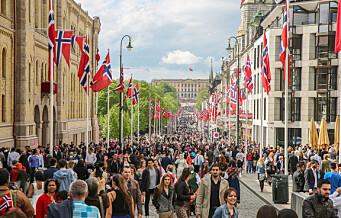 Kun en kvinne i 17. mai-komiteen: – Det tar seg ikke ut på Oslos vegne