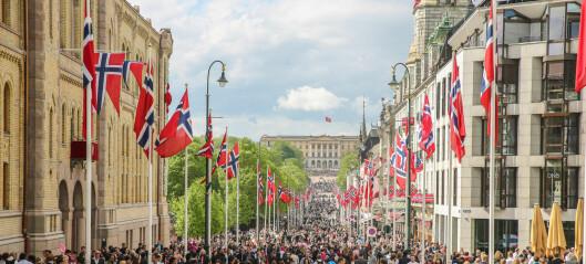 Ingen innvandrere får være med i Oslos 17. mai-komite