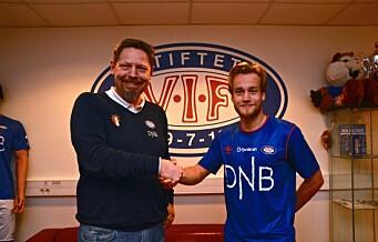 Bergenseren Bård Finne (22) kan bli Vålerengas nye målscorer