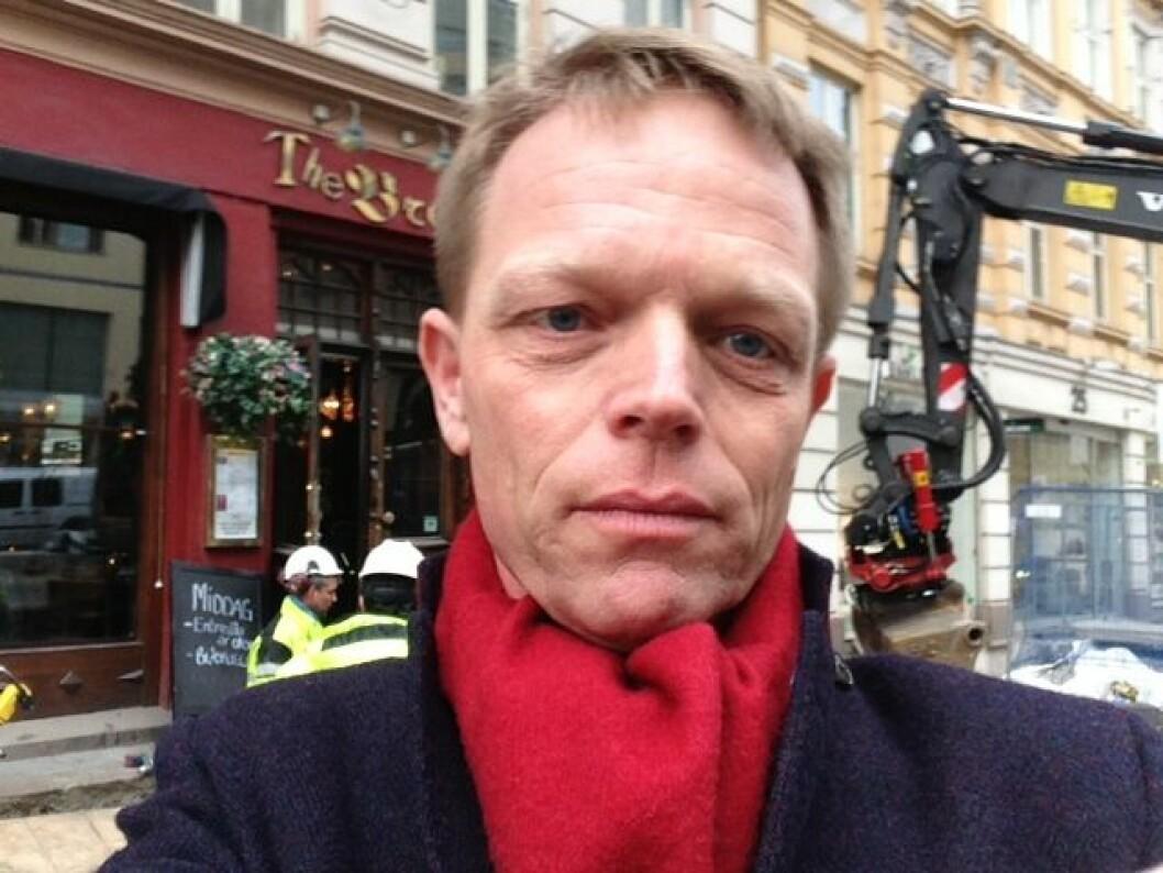 � Det er de svakeste som rammes  når ansatte stjeler eller underslår, sier Ola Kvisgaard (H). Han leder kontrollutvalget i Oslo kommune. Foto: Privat