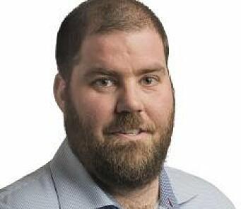 Kommunikasjonsrådgiver Øystein Dahl Johansen i Ruter.