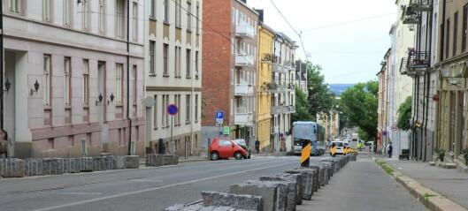 Halv seier til beboere og forretninger i Thereses gate