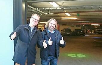 Landets største ladestasjon for elbiler åpner i en garasje på Grünerløkka