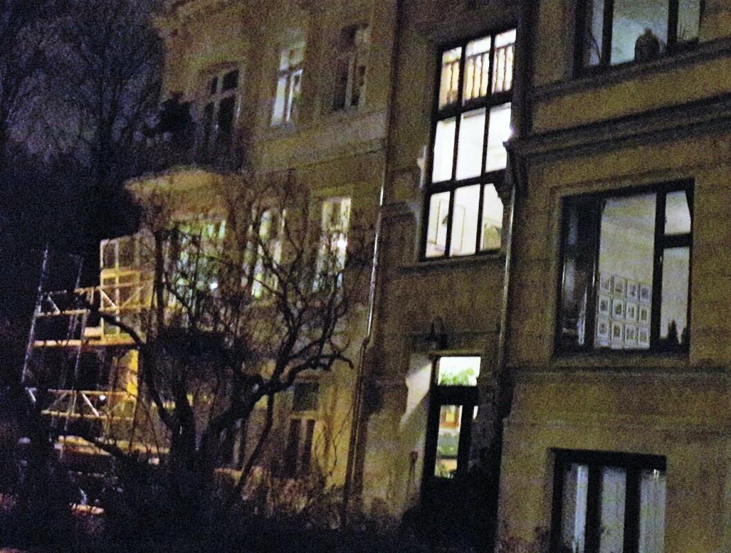 I Leiv Eirikssons gate kan ni boenheter bli til 30 etter at to leiligheter bygges om. Foto Anders Høilund