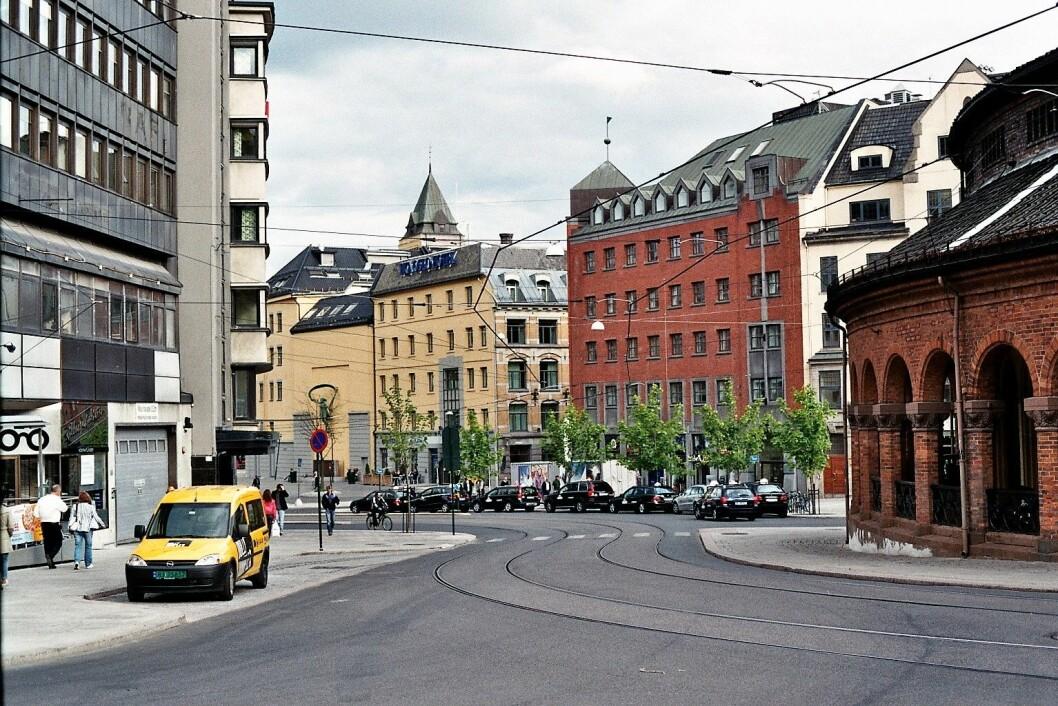 Kirkeristen i Oslo. Foto: Kjetil Ree