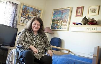 Fagforbundet om omsorgsboliger: — Erstatter ikke sykehjem