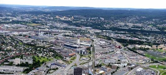 Oslo øst – kan vi tro på at det blir grønnere og vakrere innen få år?