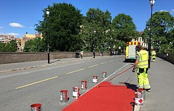 Slik tenker Sykkelprosjektet i kommunen om sykkelveinettet i Oslo