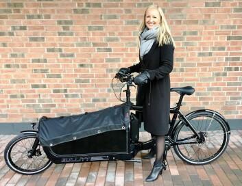 – Utbygging av sykkelveinettet er en forandring folk etterspør, sier avdelingsdirektør for gange og sykkel i bymiljøetaten, Liv Jorun Andenes.