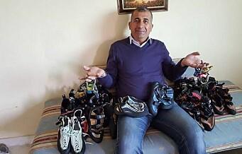 I Palestina får Klatreverkets gamle sko nye bein å gå på