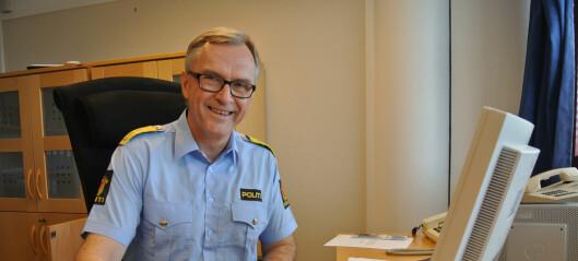 Kun fem ønsker å bli Oslos nye politimester. Dagens politisjef er blant søkerne