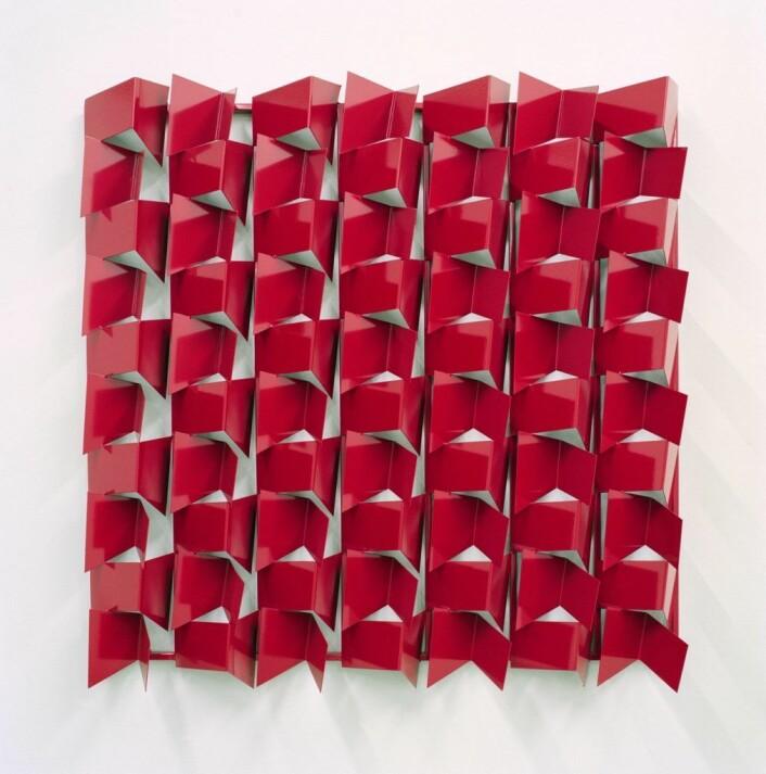 Verket Irregular shapes, av Marisa Ferreira