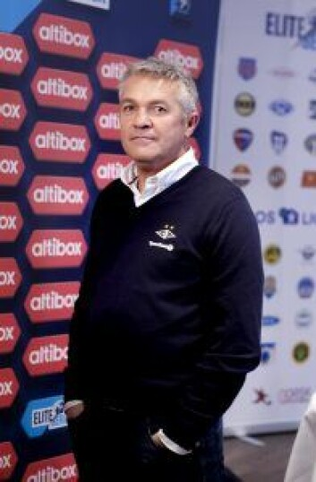 Rosenborg-trener Kåre Ingebrigtsen. Foto: Patricia Varela