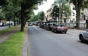 Bystyreflertallet sikret i går grønt lys for sykkelvei på bekostning av p-plasser på Frogner