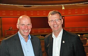 Geir Lippestad (Ap) betaler 90.000 kr i eiendomsskatt til partifellen Robert Steen