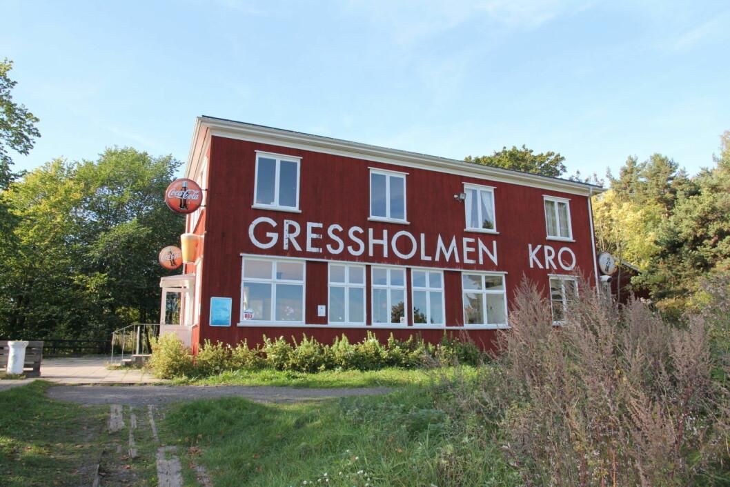 Gressholmen kro skal fortsette å være et sted for folk fra 0-100 år og skal bevare nostalgien som ligger i veggene. Foto: Eiendoms- og byfornyelsesetaten
