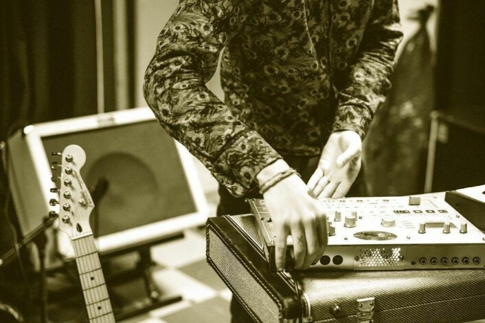 — Stovner rockefabrikk ble starten på musikkdrømmen min. Foto: Samir Madad