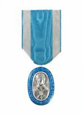 St. Hallvard-medaljen. Foto: Oslo kommune/Sturlason