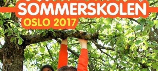 Rekordmange vil gå på Sommerskolen Oslo - fortsatt ledige restplasser!