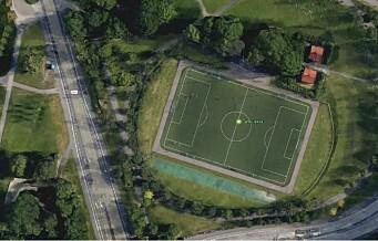 Lille Tøyen fotballklubb fikk gjennomslag for at Caltexløkka skal utvides til full størrelse