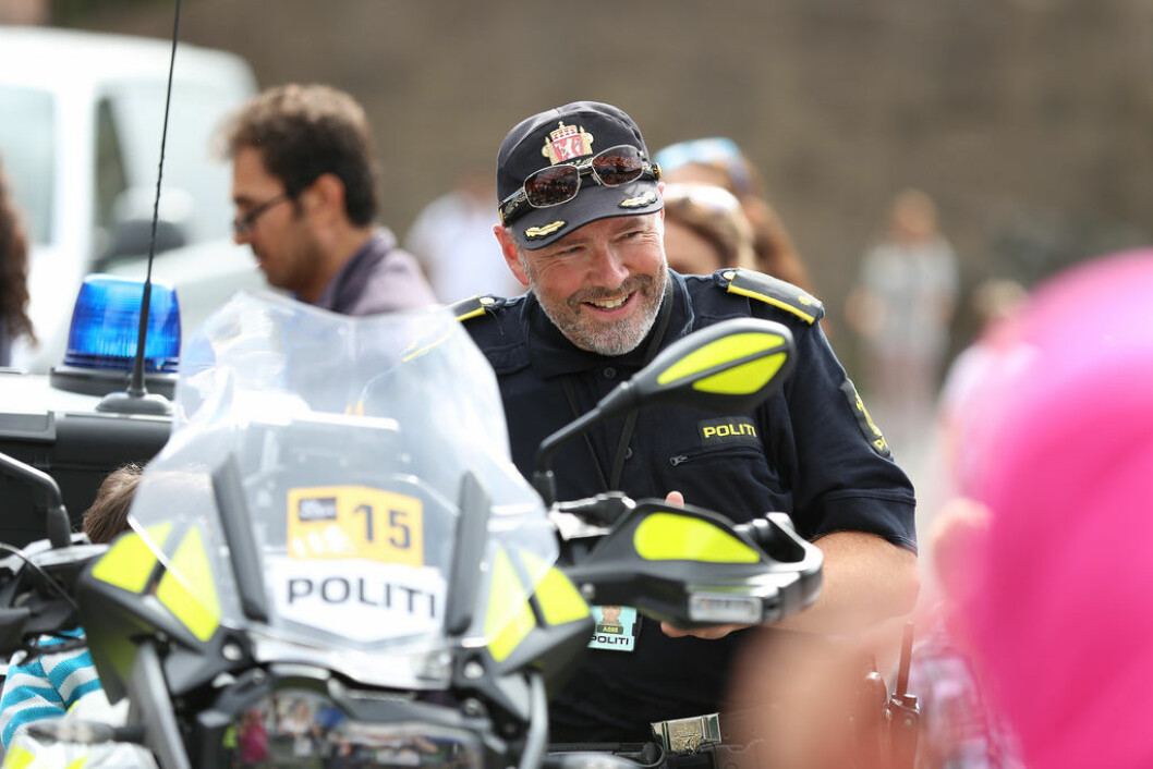 Politiet har økt bemanningen i etterkant av terroren i Stockholm. Foto: Politidirektoratet/Flickr