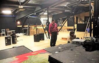 I kveld åpner endelig Hausmanias nye flerbrukssal - feirer med konserter i to dager