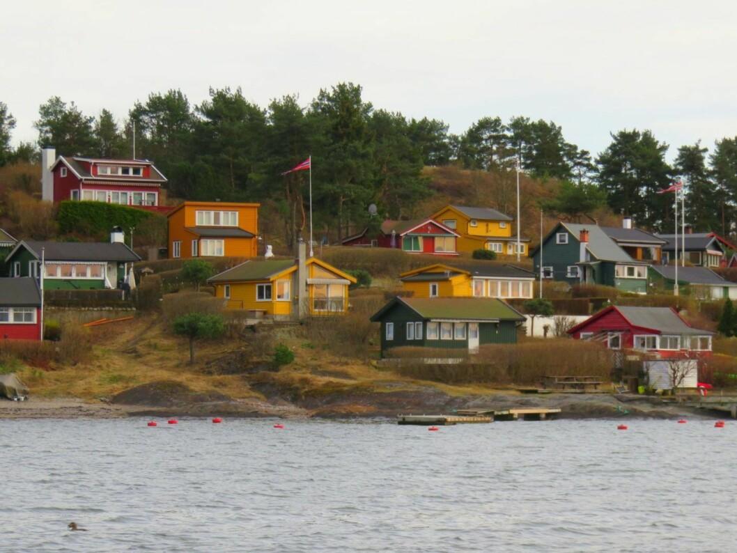 En arroganse og nedprioritering har preget kommunens behandling av reguleringen av øyene, mener skribenten. Foto: Kyrre Songstad Seim