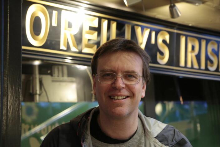 Bjørn Revil har ikke spist fredagstaco eller fått med seg gullrekka på tv på åtte år.