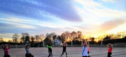 BodyChallenge tilbyr gratis trening og kostholdsveiledning i Frognerparken