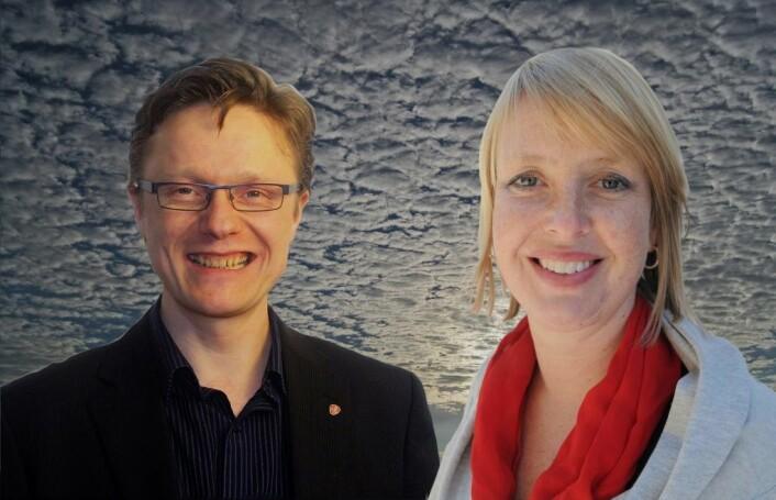 Bettina Thorvik og Rune Tokle er begge sentrale oslopolitikere i Oslo AP.