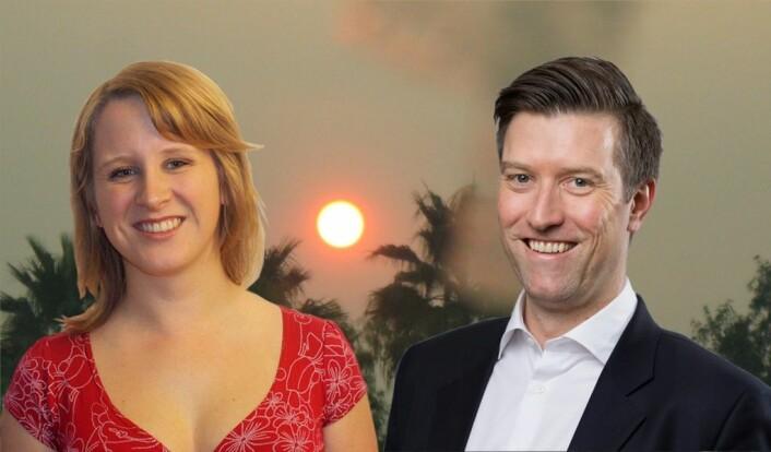 Julie Lødrup (AP) har funnet seg sin livspartner i liberalisten og Høyre-mannen Torbjørn Sølsnæs.