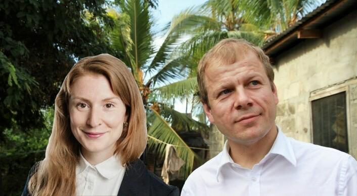 Sammen skal de to kjempe for at Oslo SV får inn to mandater fra Oslo på Stortinget: Sunniva Eidsvoll Holmås og Heikki Eidsvoll Holmås.