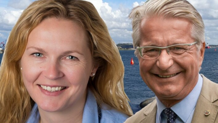 Catharina Munthe og Fabian Stang er et av Høyres maktpar i hovedstaden.
