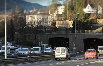 Brynstunnelen åpner igjen 29. april