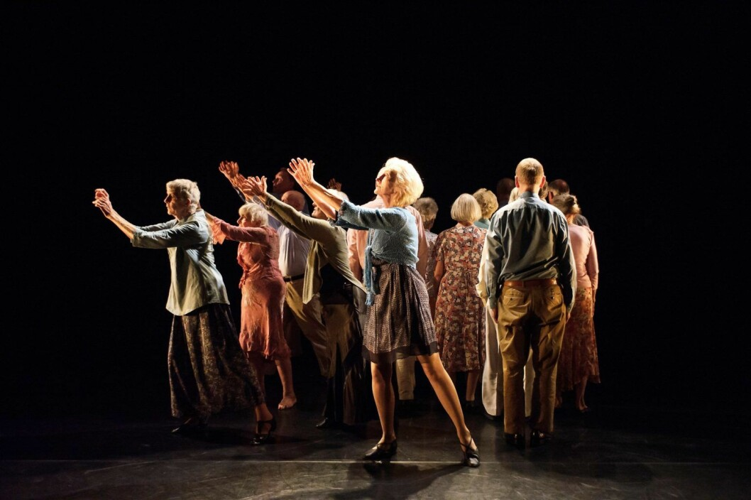 Sadler's Wells dans, Maquette. Foto: Jane Hobson