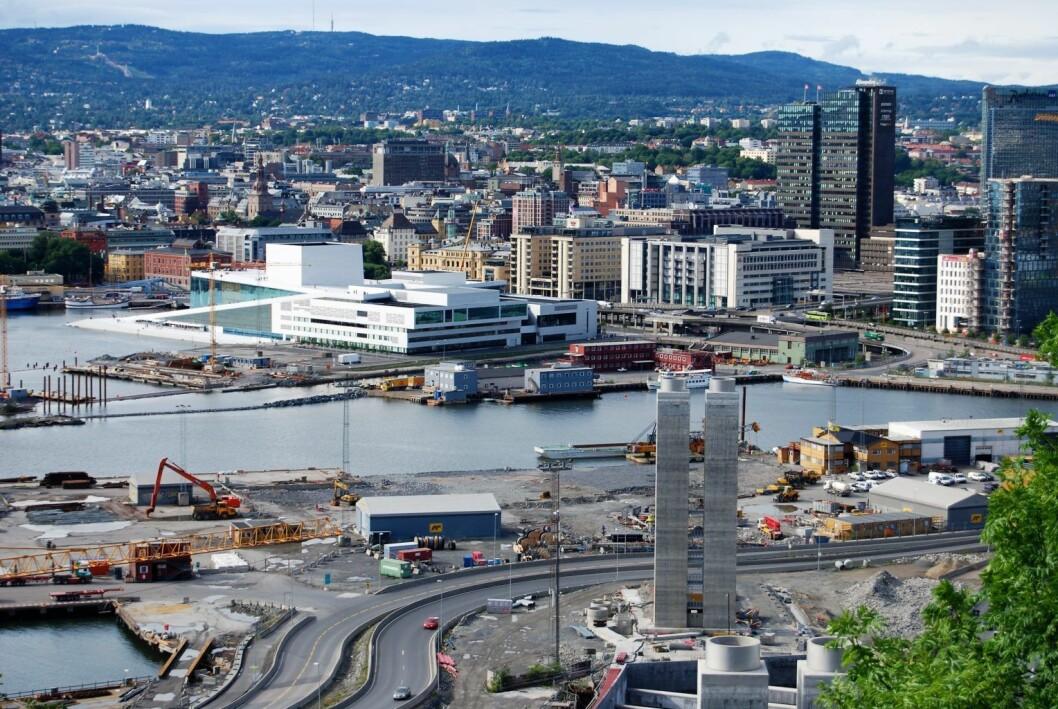 Oslo. Foto: Wikipedia