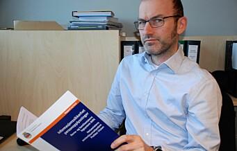 Pasientjournaler lå åpne hos legevakten i Oslo