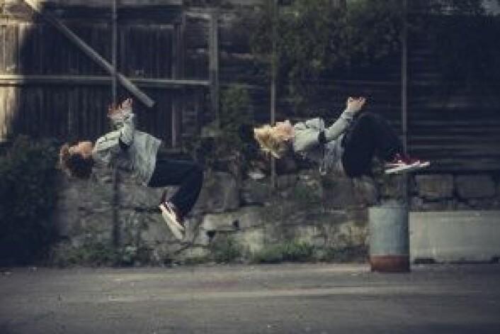 I Urban Art Attack for kids fikk Norges dansekids slå seg løs på Det Norske Teatret i fjor. Foto: Urban Art Attack / CC3.0
