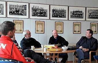 Skeid mot Lyn er en klassiker i norsk fotball, i morgen møtes de i første cuprunde